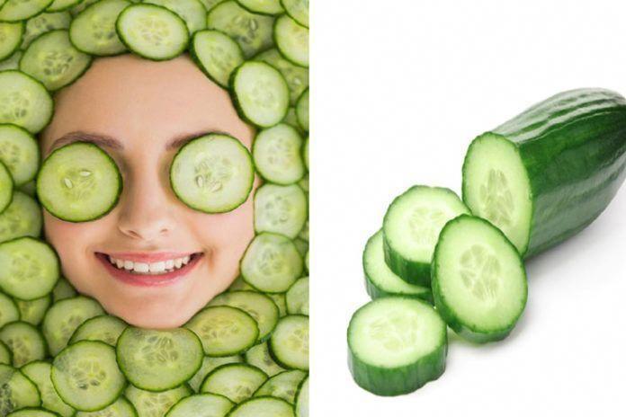 Photo of Cucumber #DiyBeautyHacks #MakeUpBeautyTips