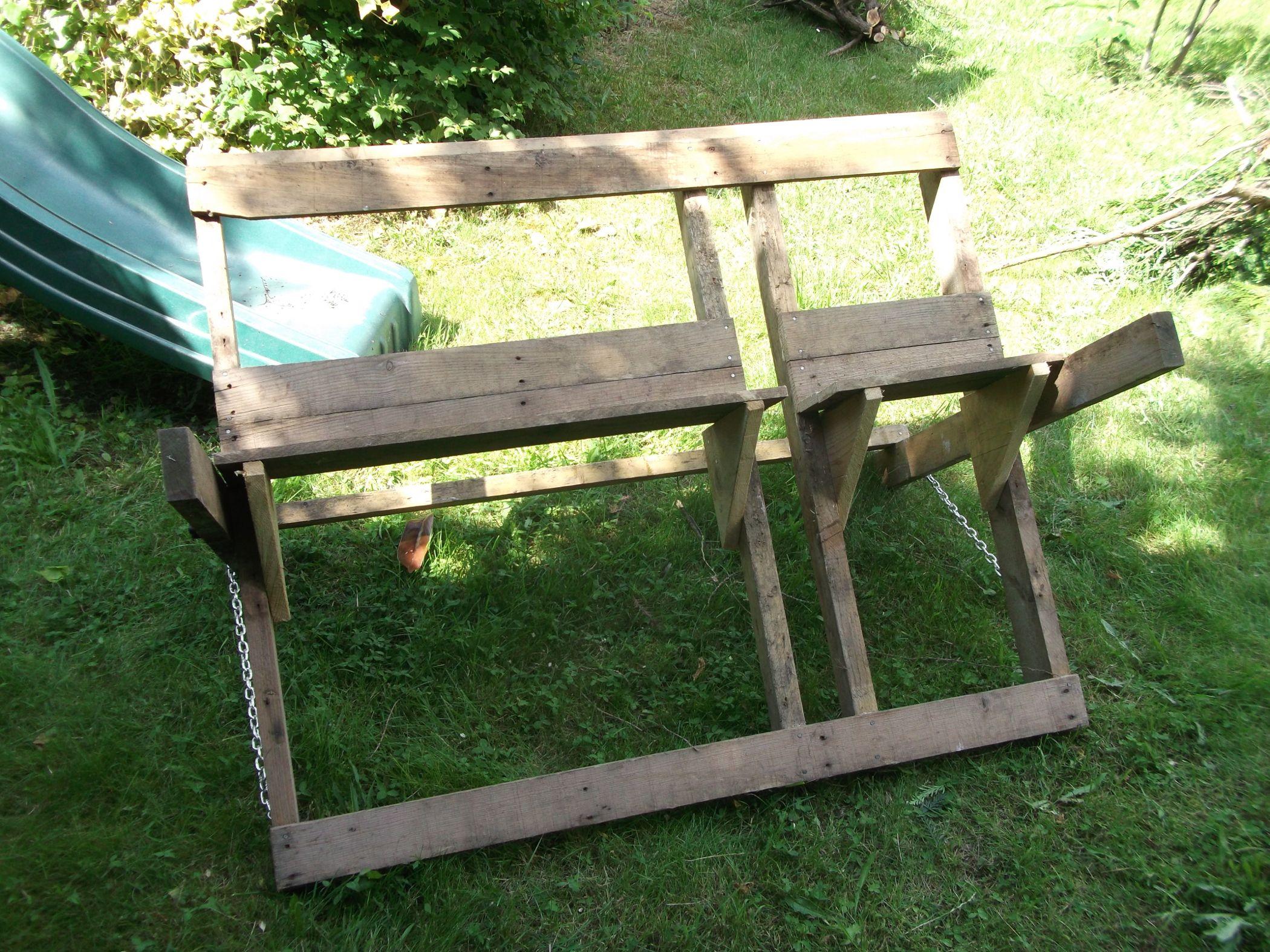fabriquer un chevalet pour couper du bois. Black Bedroom Furniture Sets. Home Design Ideas