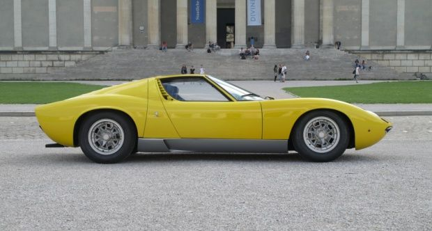 1967 Lamborghini Miura P400 Lamborghini Lamborghini