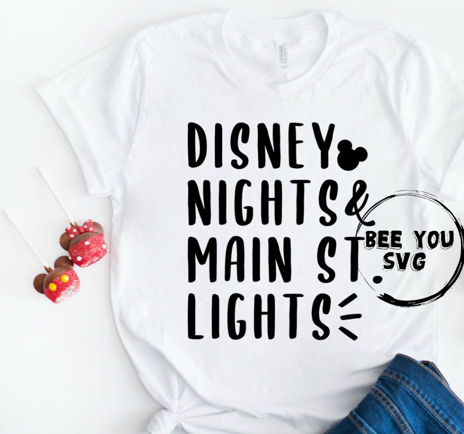 Disney Nights And Main Street Lights Svg Disney Svg Main Etsy In 2020 Street Light Disney Main Street