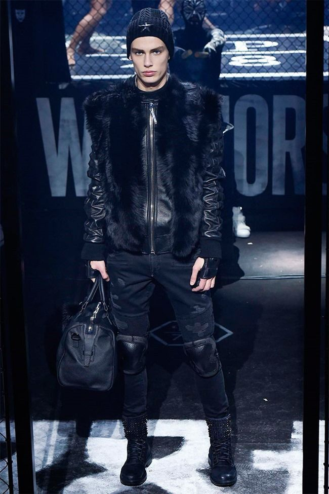 MILAN FASHION WEEK Philipp Plein Fall 2015. www.imageamplified.com, Hình ảnh Amplified (22)