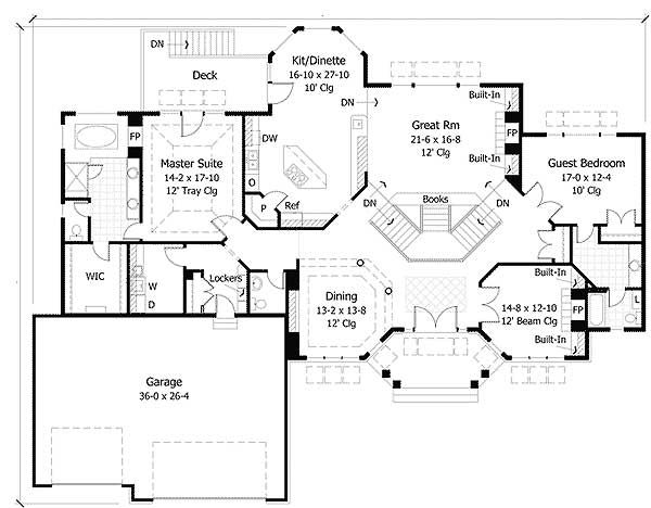 Plan 14468RK: Finished Lower Level a Plus | Ranch house ... on 2012 most popular house plans, hip roof bungalow house plans, frank wright house plans, european house plans, artistic house plans, narrow lot house plans, secret passage house plans, small house plans, dog trot house plans, modern prairie style house plans, popular traditional house plans, traditional style house plans, acadian style house plans, side load garage house plans, modular duplex ranch style home plans, colonial style house plans, simple 5 bedroom house plans,
