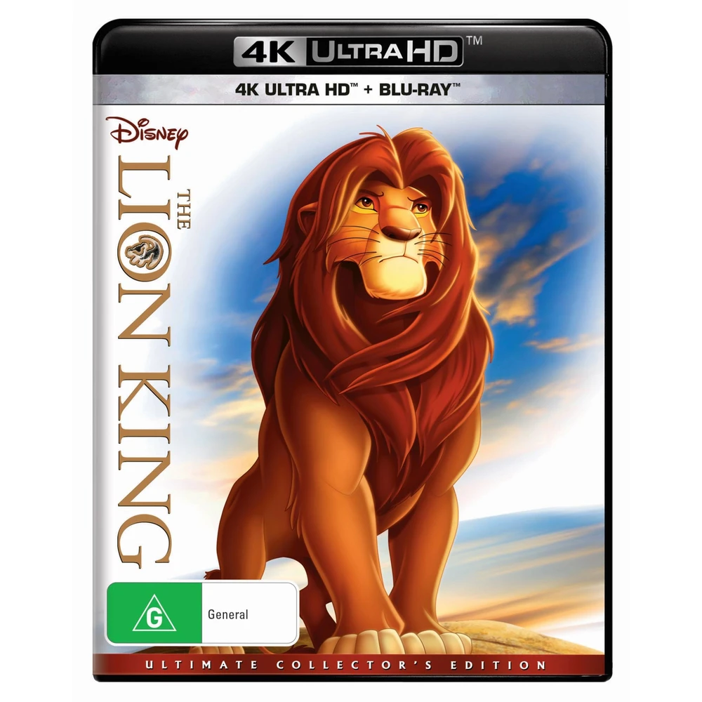 Lion King The Jb Hi Fi In 2020 Lion King Alternative Movie Posters Branded Movie