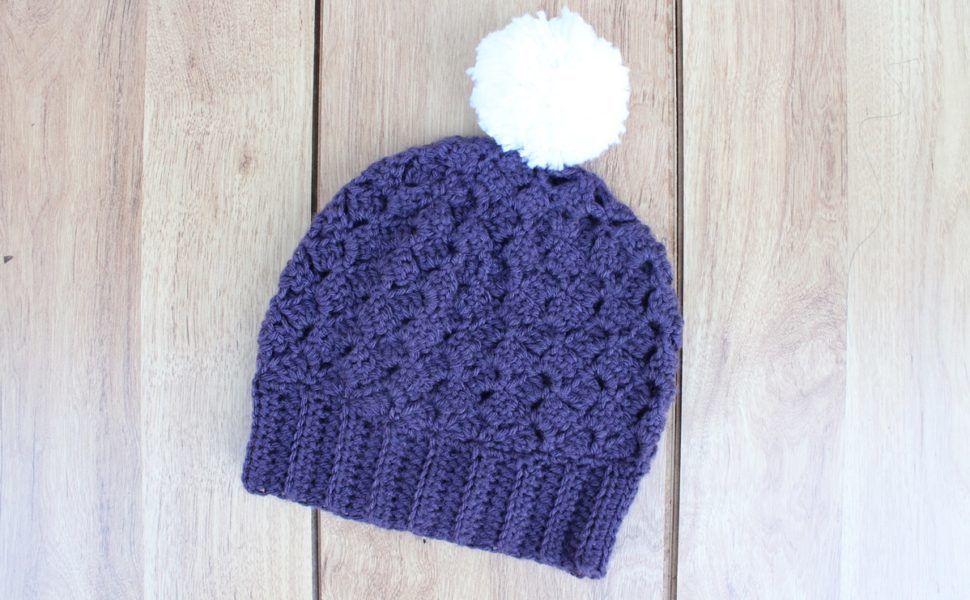 free crochet hat pattern | accesorios crochet | Pinterest | Telar ...