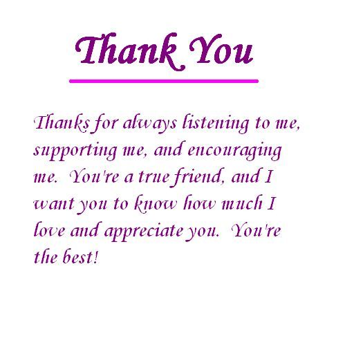 Best 25+ Special friends ideas on Pinterest Special friend - thank you note to friend