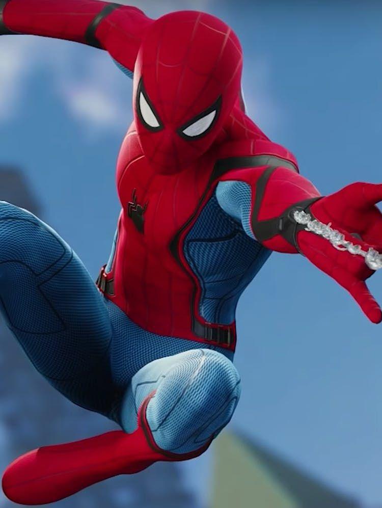 U Spiderman A Comic Reader&...