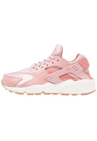 adac31e9e9d0 womens-nude-nike-sportswear-air-huarache-run-prm-trainers-pink-glaze ...