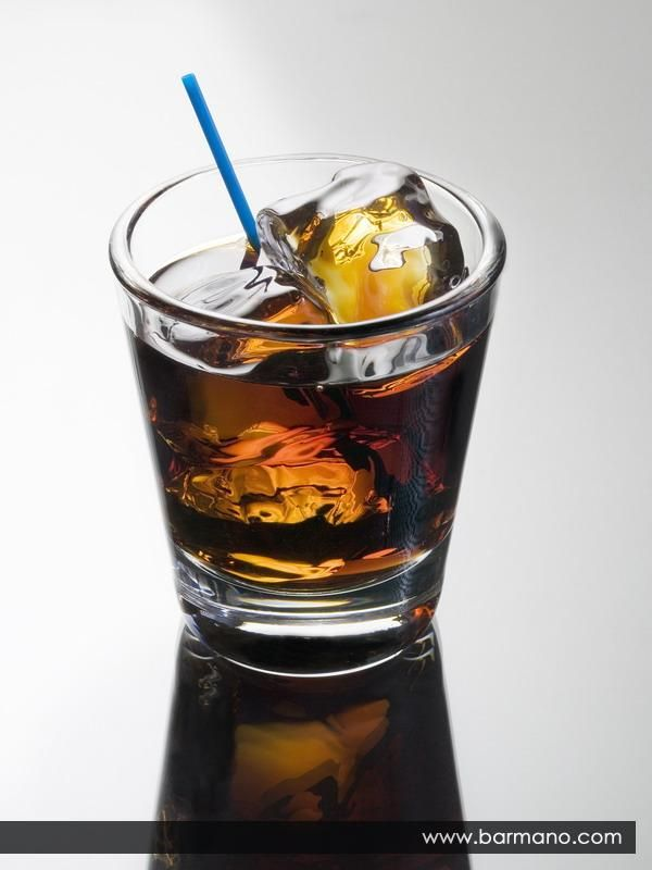 The Cocktail Owes Its Name To The Dark Periods Of The Cold War Against The Soviet Union And Is Con Delicious Drink Recipes Cocktail And Mocktail Blended Drinks