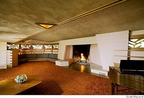 Frank Lloyd Wright Interiors 17 best images about wright interiors on pinterest | usonian
