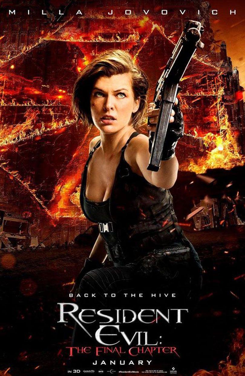 Resident Evil The final chapter FreeMovie
