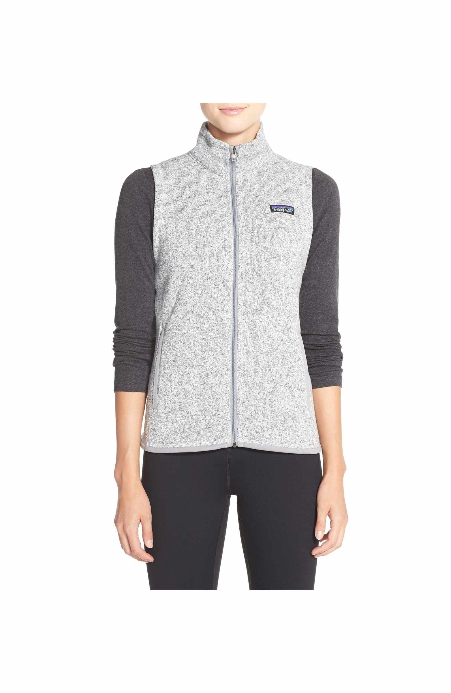 Main Image - Patagonia Better Sweater Vest | Looks I love ...