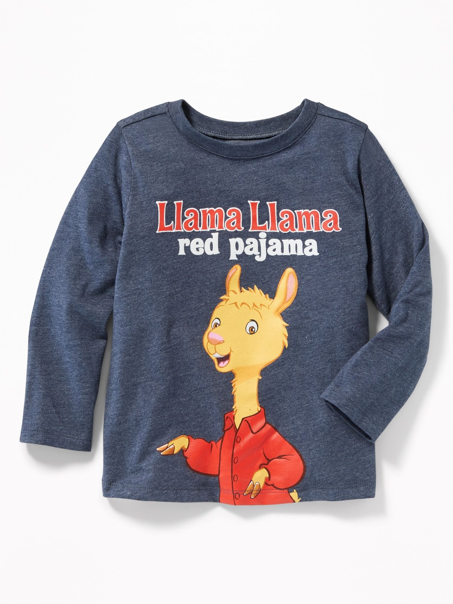 Llama Llama Red Pajama Tee For Toddler Boys