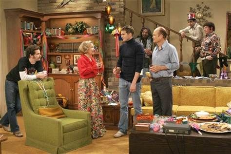 image result for that 70s show living room