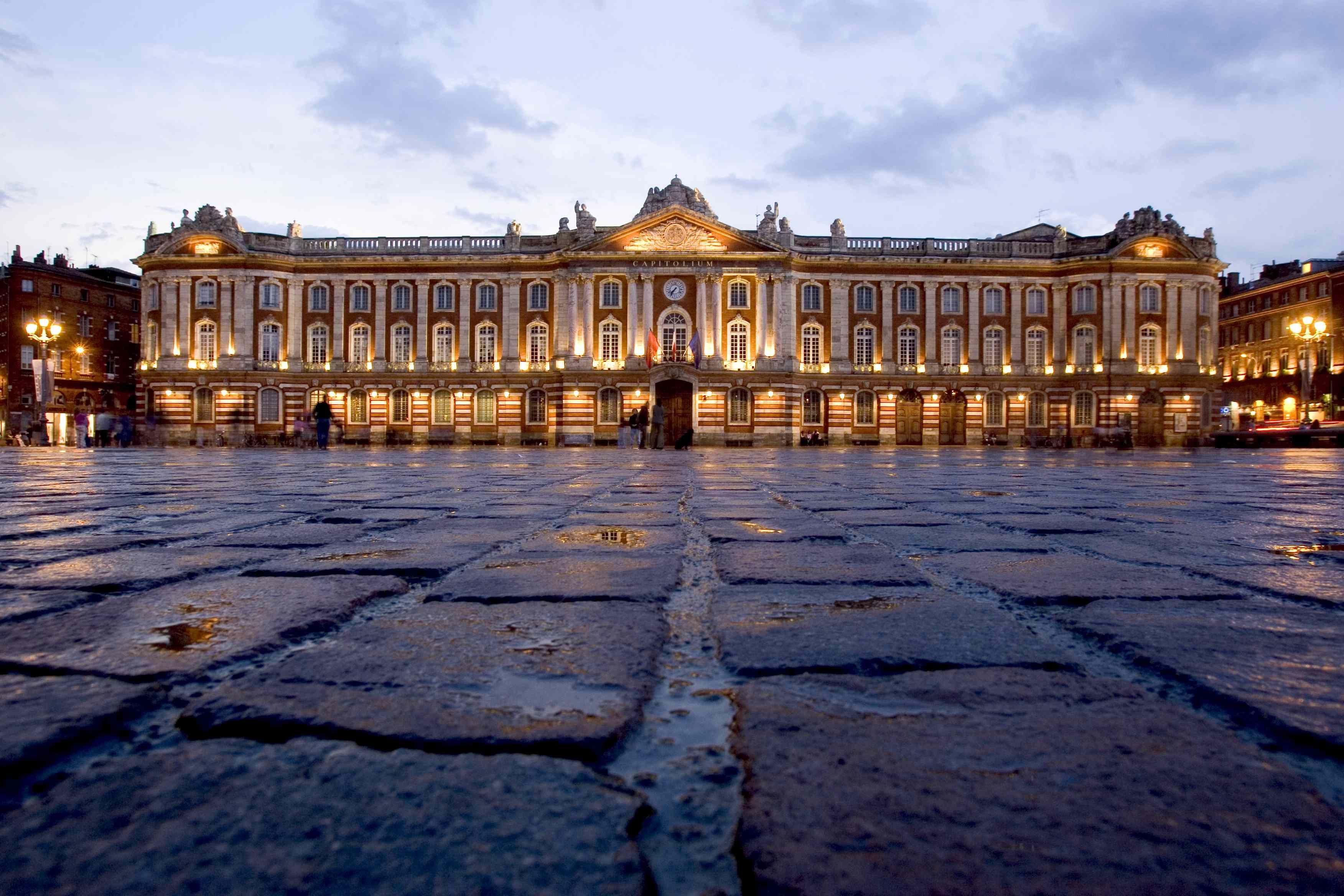 Hotel Proche Place Du Capitole Toulouse