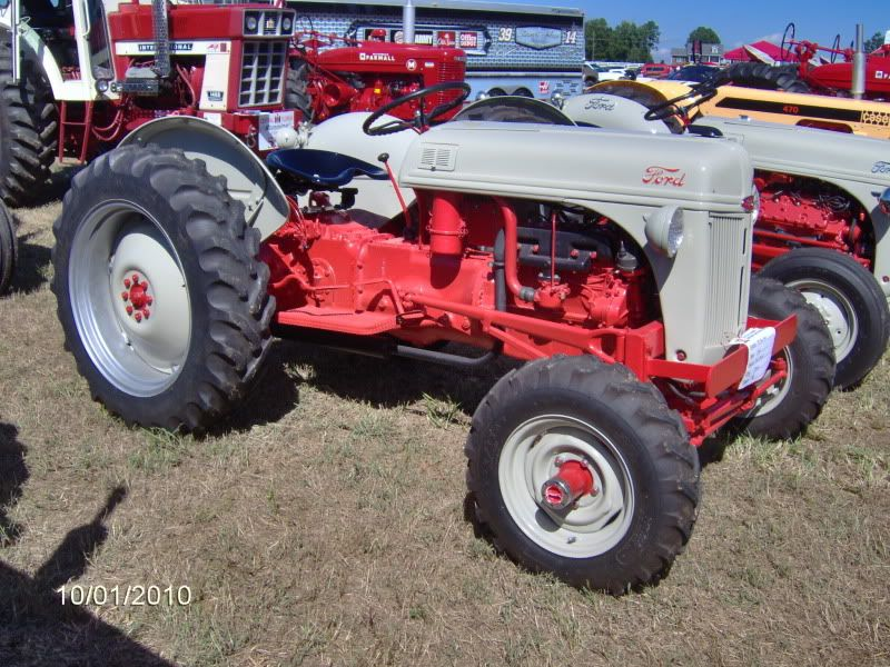 4x4 Tractor Axle : Antiquetractorsforum view topic ford