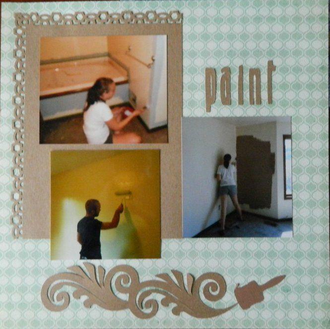 paint, By: Melissadam. Martha Stewart Crafts - Punch Around the Page ...