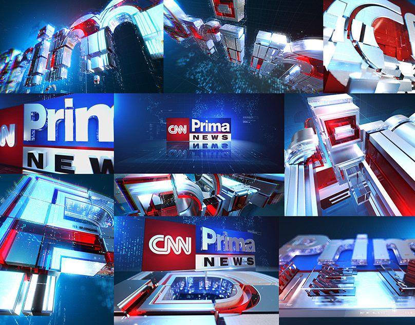 Cnn a2 on behance in 2020 cnn channel branding broadcast