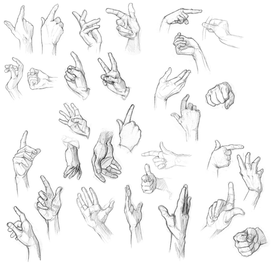 image result for hand practice drawing drawings pinterest