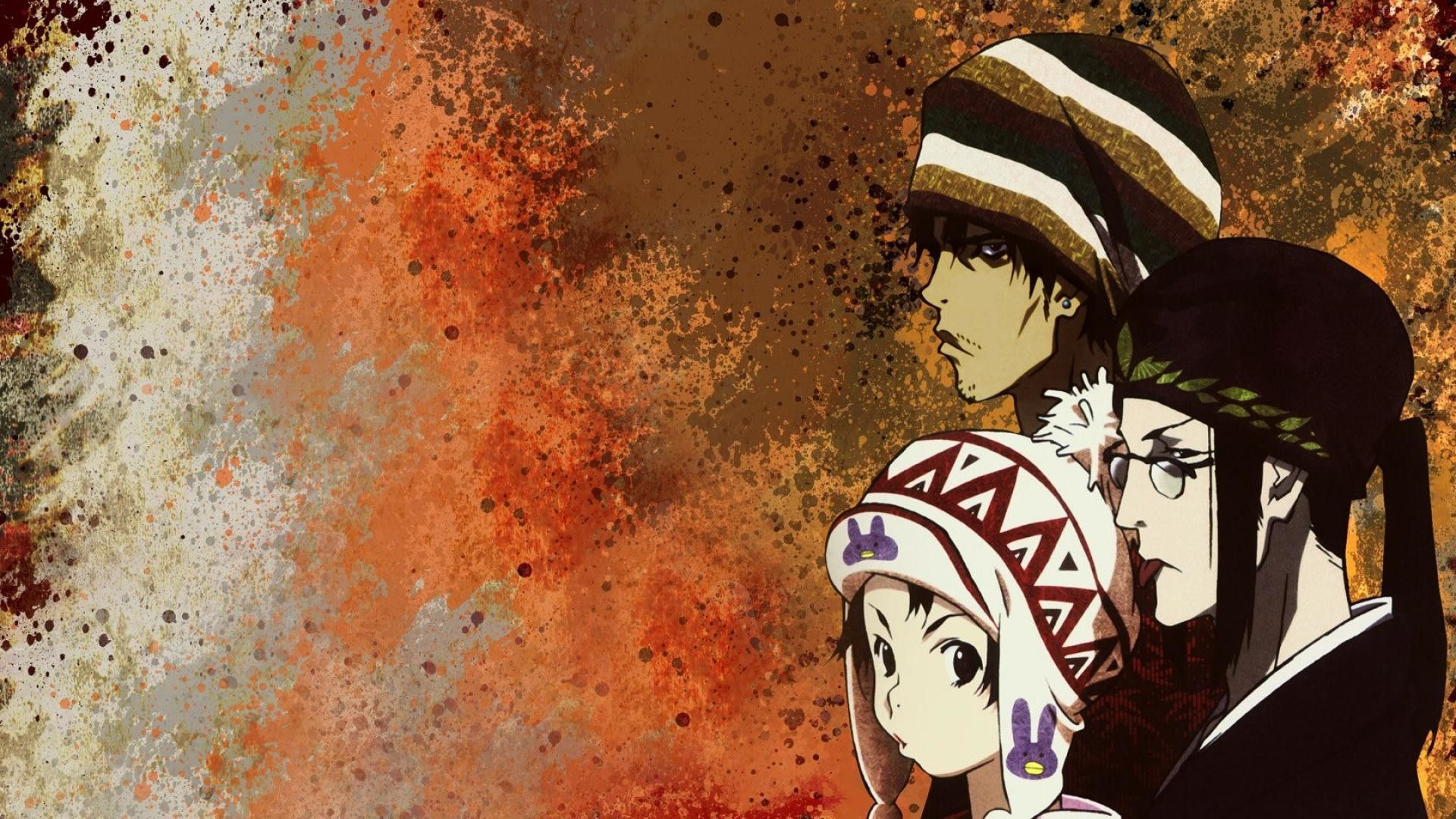 1920x1080 Samurai Champloo Wallpaper Widescreen Anime