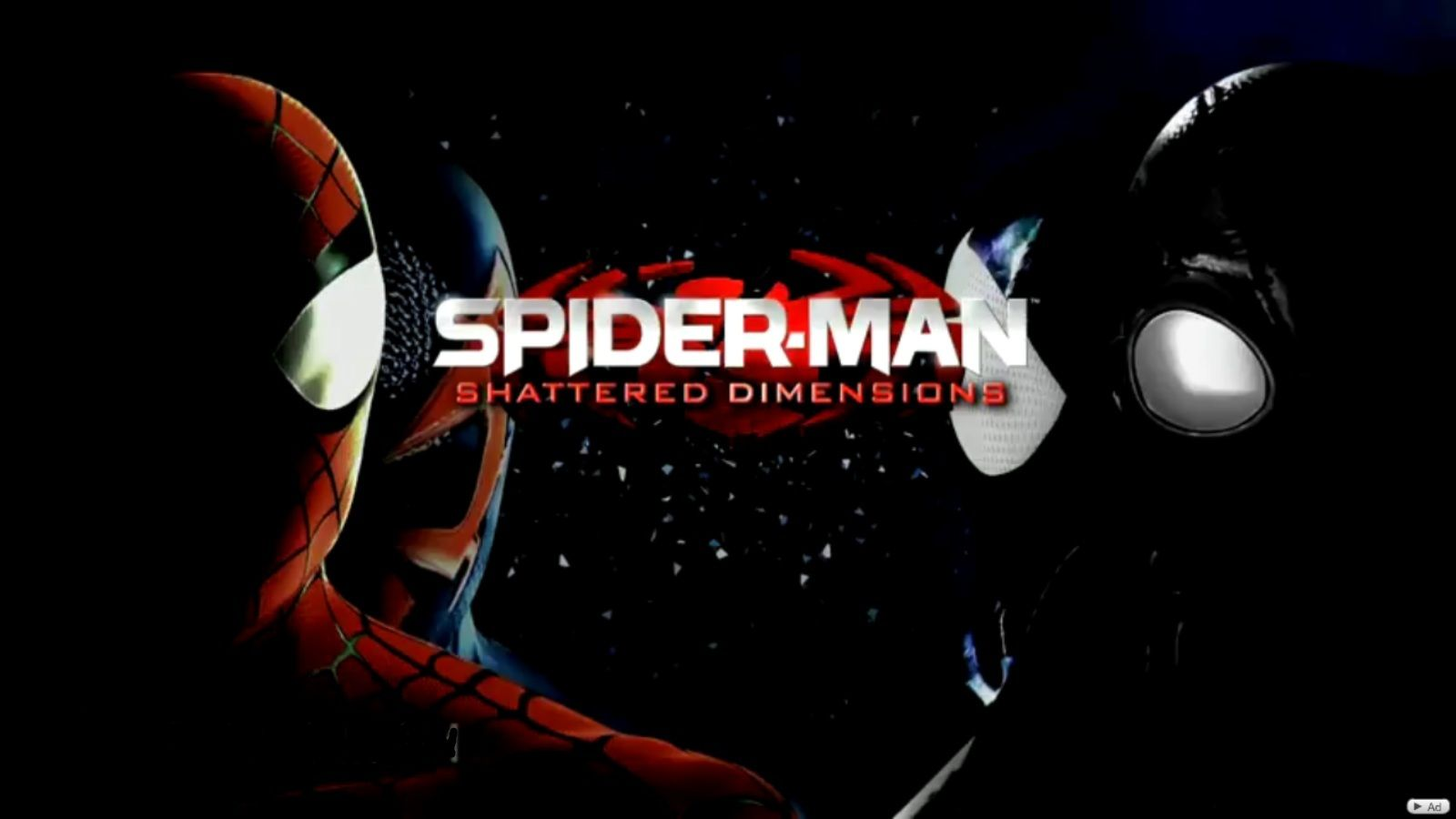 Spider Man Shattered Dimensions Hd Wallpaper 15 1600 X 900