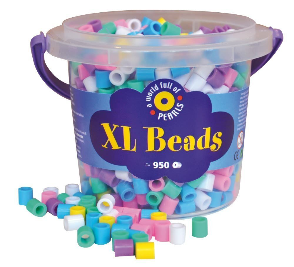 Playbox Xl Pastel Beads Bucket 950 Pcs This Great New Range Of