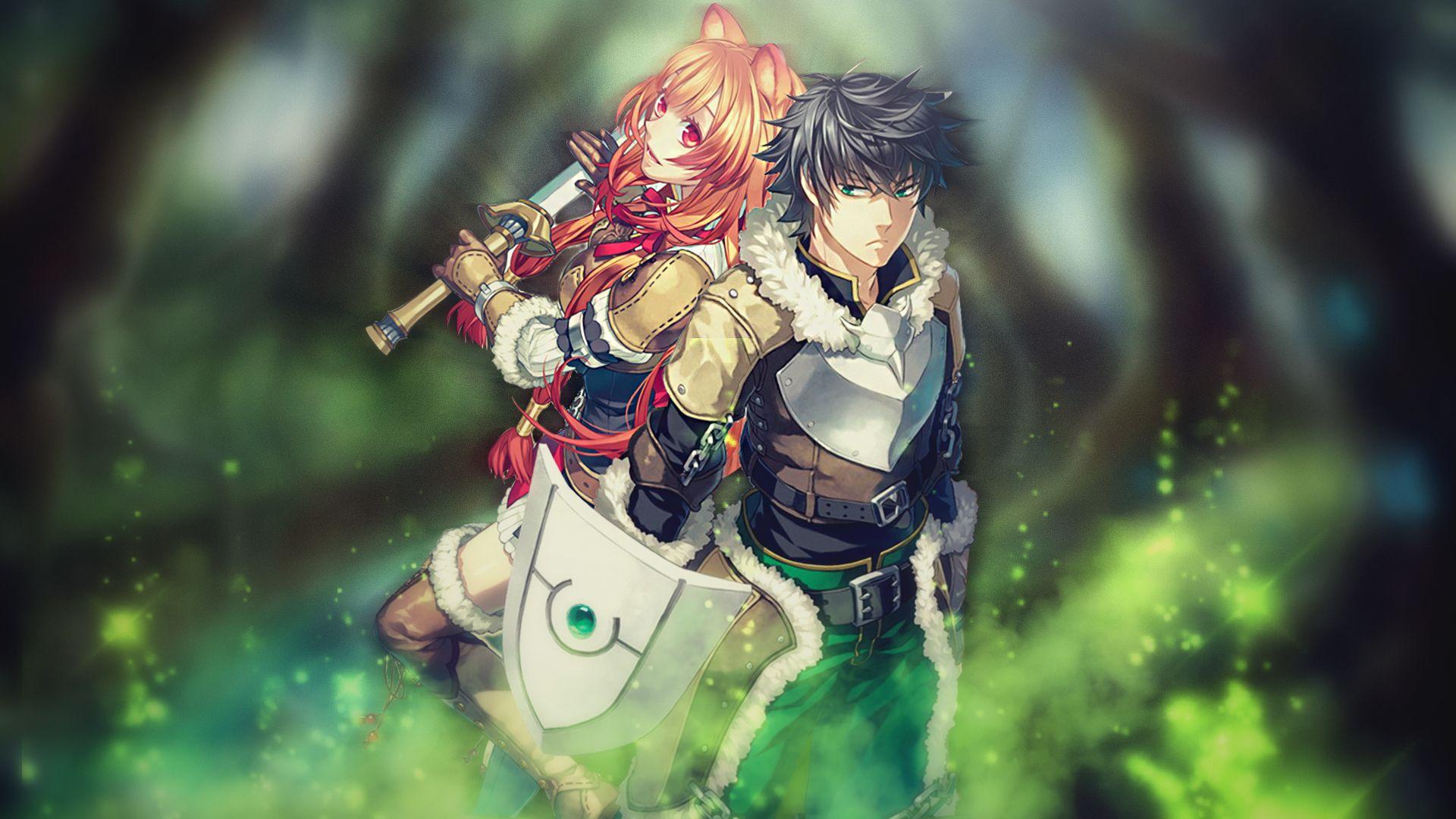 The Rising Of The Shield Hero Wallpapers Hero Wallpaper Anime