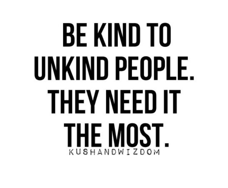 Hearts are broken, people are tired    Kindness can soften a