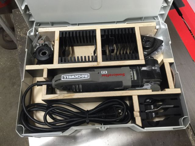 Oscillating Tool Systainer