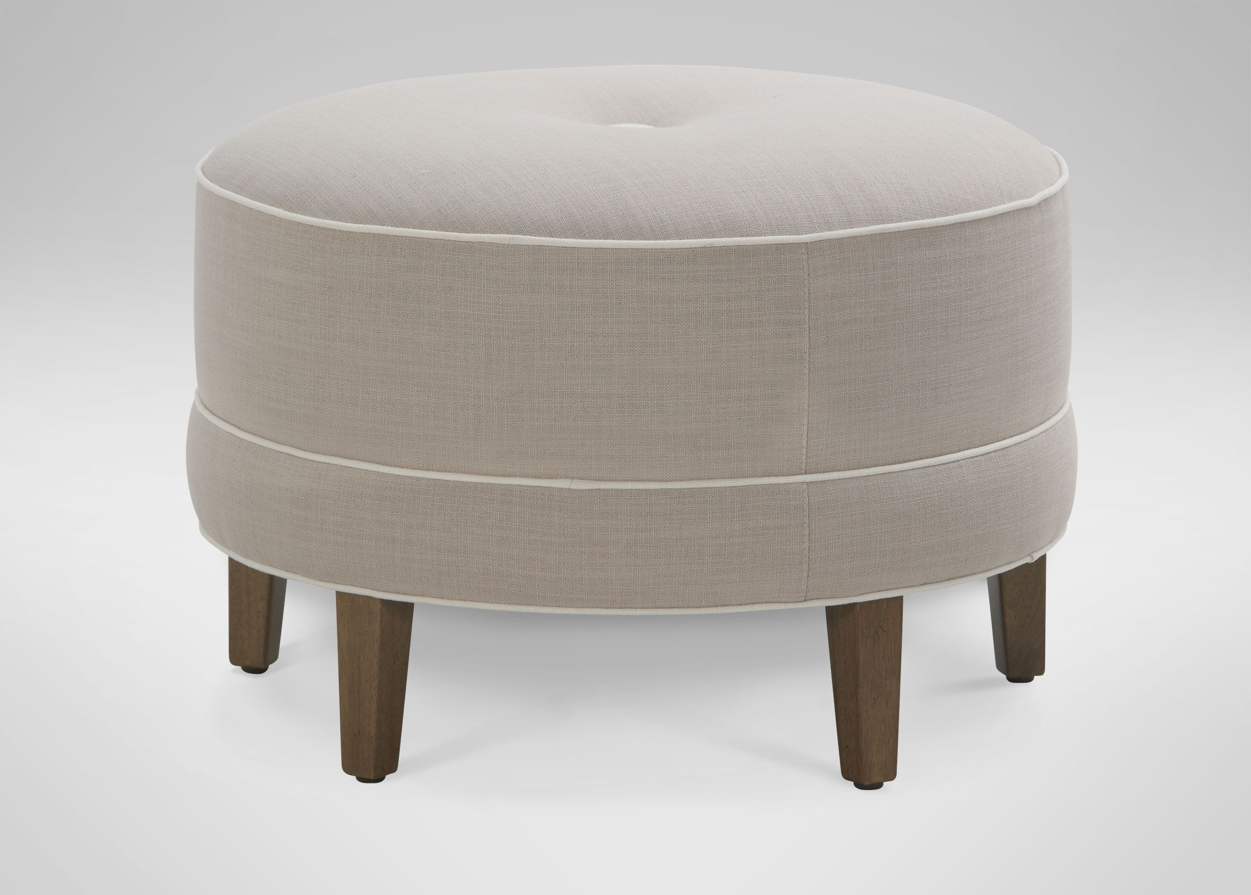 range pouf shipping today garden cowhide free overstock home cube inch cattle ottoman leather product