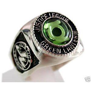 green lantern ring ebay