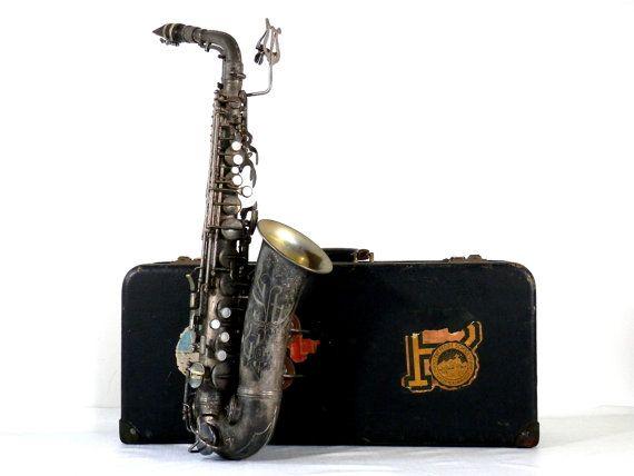 Reserved Eachan Vintage Conn Alto Sax - Transitional 6M