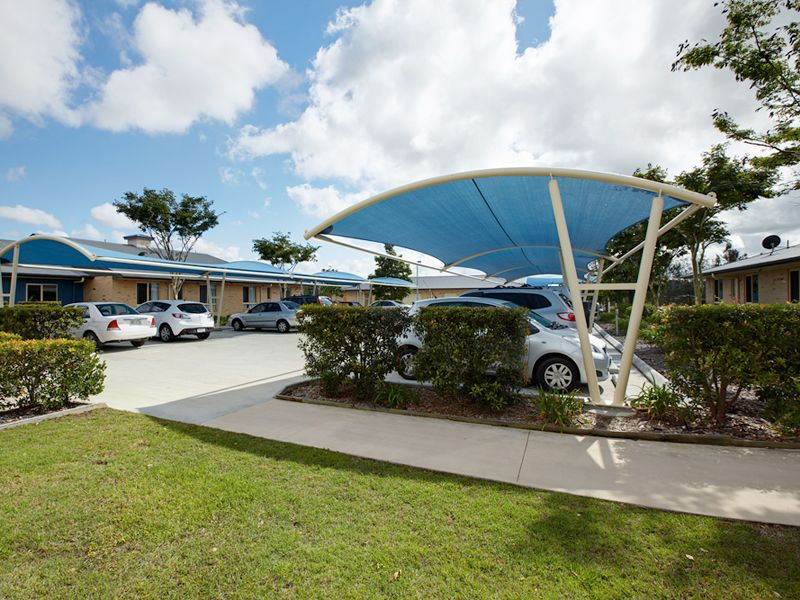 Advanced Etacon Car Parking Structure Provides Protection Against Damage To Their Vehicles Or Heating Up Due