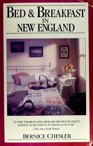 New England Bed and Breakfast