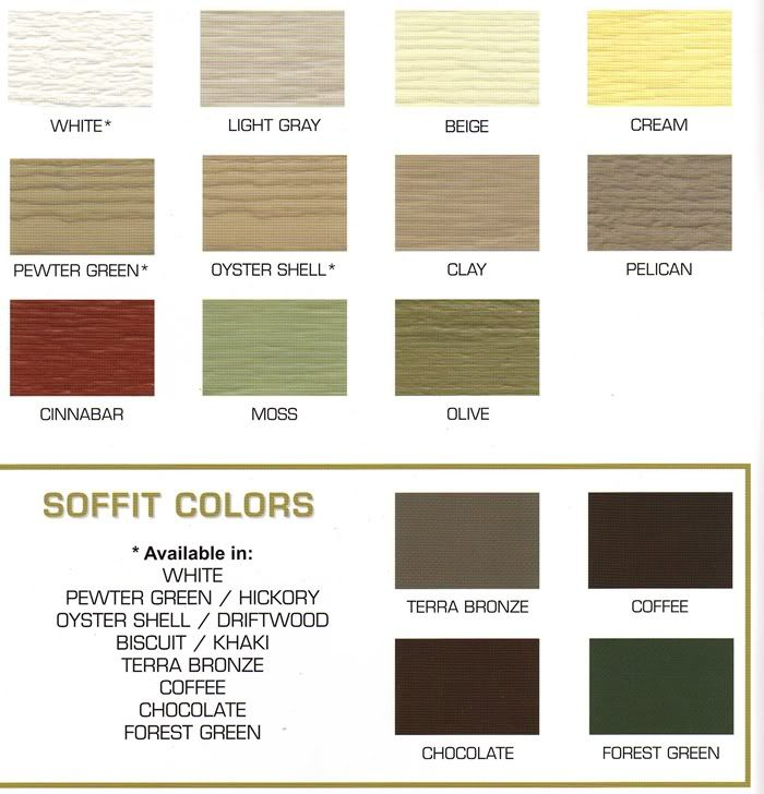 Smartside Colors Excellent Exteriors Pinterest