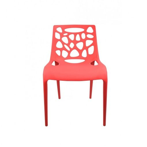 MDM Martini Classic Designer Chair (Red) | Direct Home Living ...