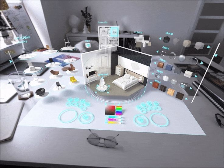 Augmented Reality Interior Augmented Reality Interior Augmented Reality Interieur Interieur In 2020 Design Challenges Motion Graphics Design Digital Art Design