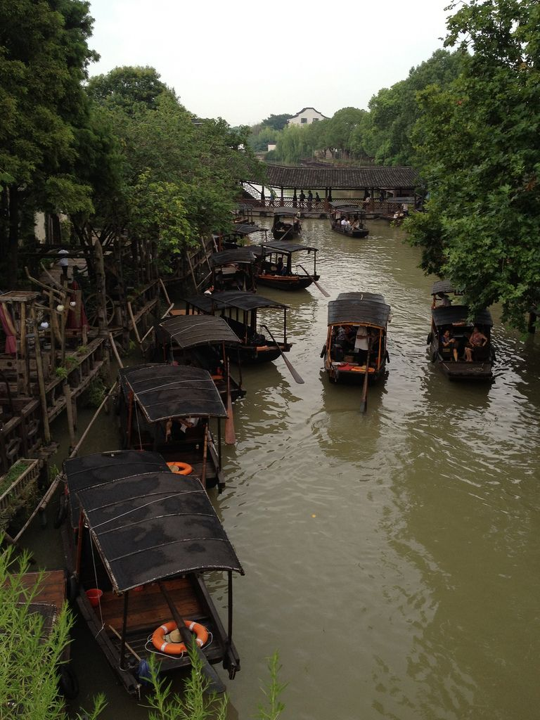 Wu Town, Zhejiang