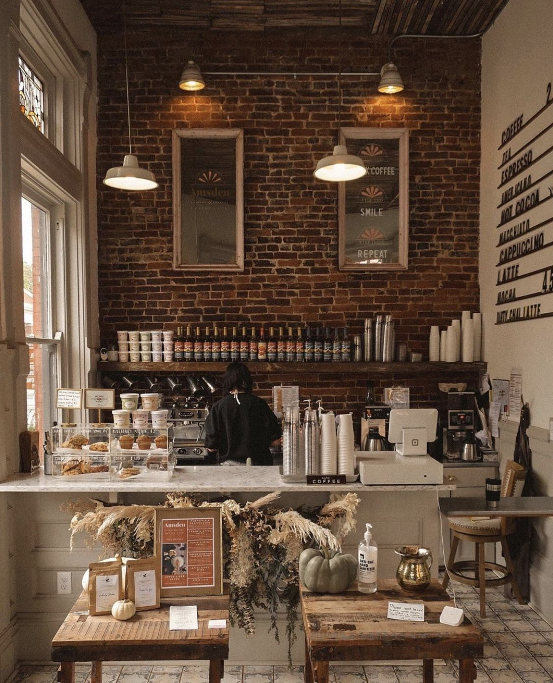 How To Design The Perfect Coffee Shop In 2020 Coffee Shop Design Coffee Shop Aesthetic Coffee Shop Decor