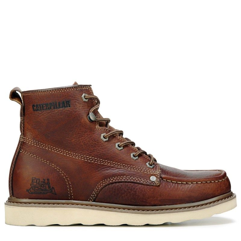 Men's Glenrock Mid Top Moc Toe Lace Up Boot in 2019 | Mens
