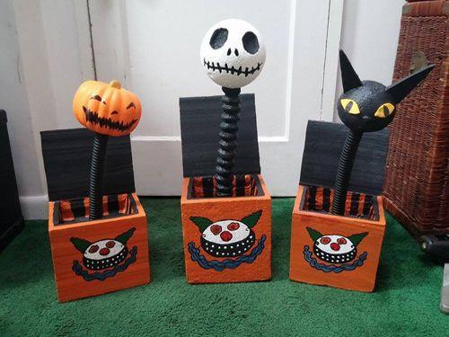 Nightmare before Christmas sculpture the mind of tim burton - tim burton halloween decorations