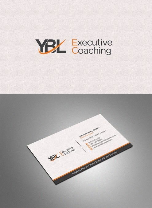 Freelance create a high end business card for executive coaching freelance create a high end business card for executive coaching business by wirtem reheart Images