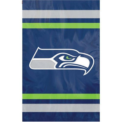 Carolina Panthers Mini Flag Seattle seahawks, Seahawks