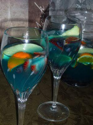 Meals,+Heels,+and+Cocktails:+Big+Blue+Sangria
