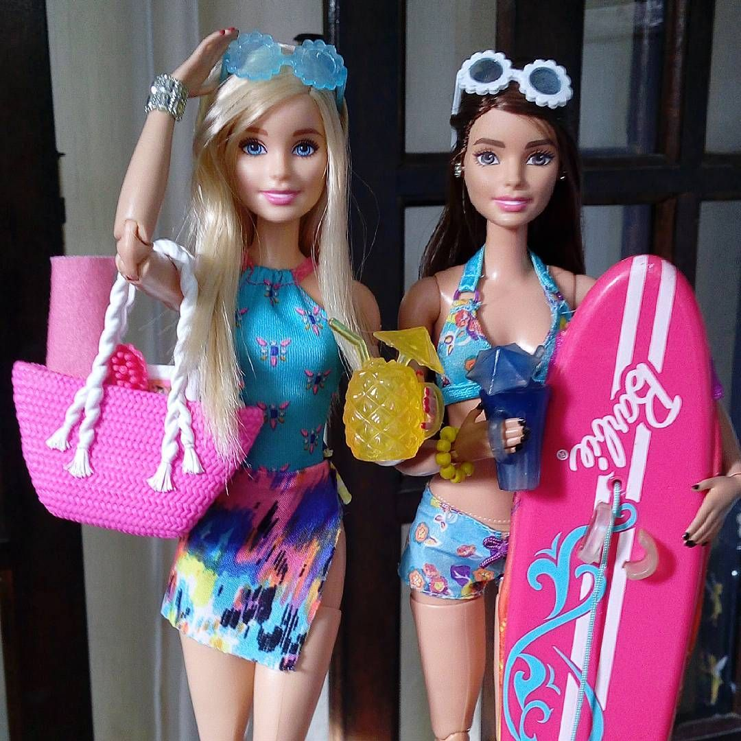 Watch Barbie Has Created an Instagram Account Just for Her (Impeccable)Style video