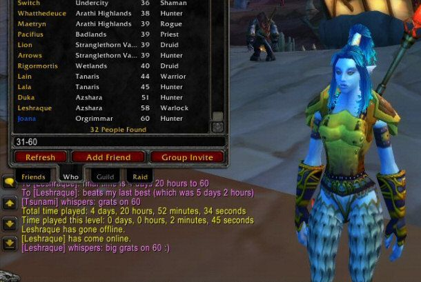 Joana's WoW Leveling Guides PDF Download Leveling guide