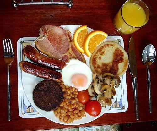 Homemade Full Scottish Breakfast Food: Pin On Something Else Edible