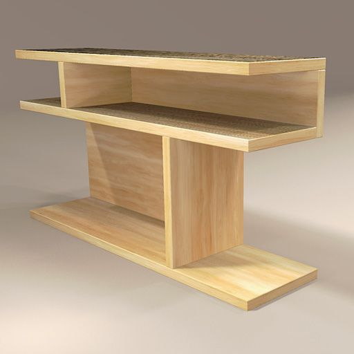 table small bookshelf bookcase side