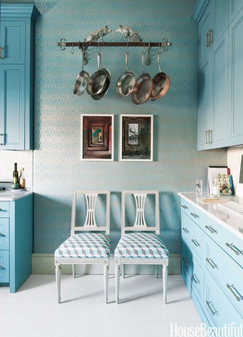 10 Tricks for Small Kitchens