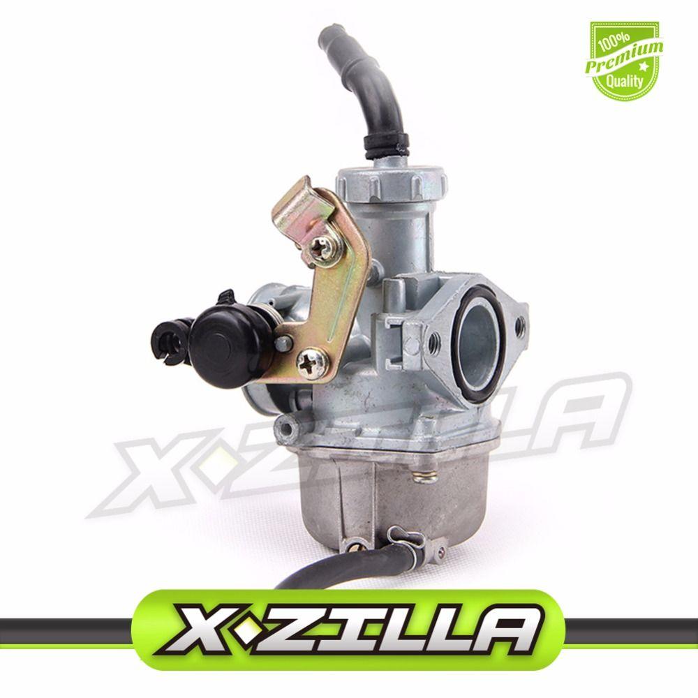 Pz22 Carburator 22mm Carb Sunl Jcl Baja Taotao Quad 2 4 Stroke Pz00 125cc Atv Wiring Diagram 1100cc Chinese Dirt Bike W Cable Choke Lever