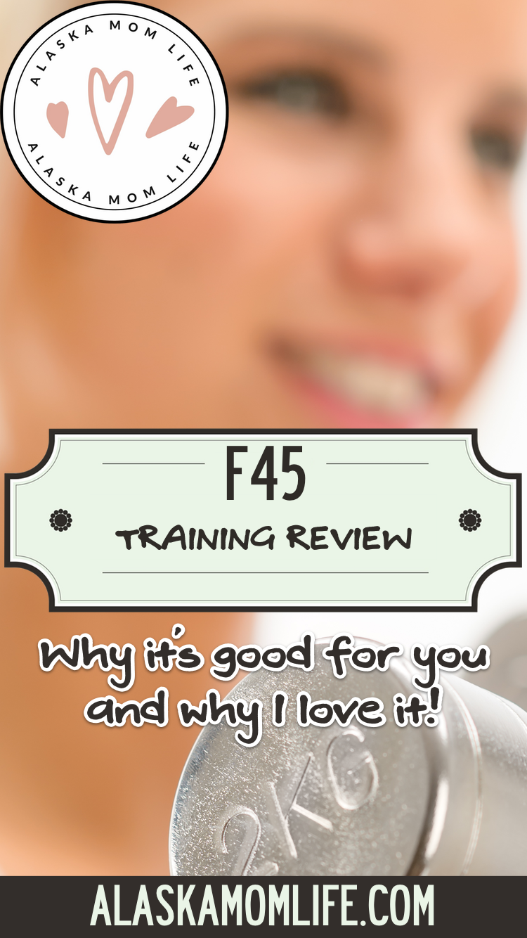 F45 Training review Why it's good for you and why I love